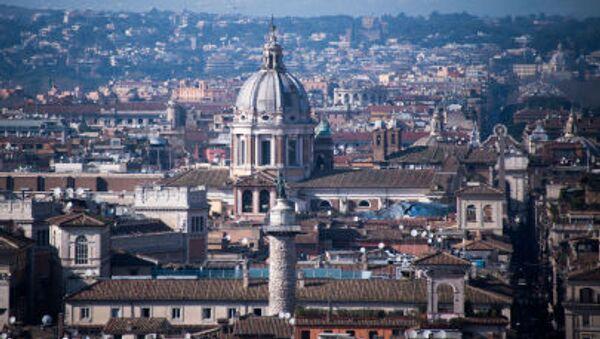 Il panorama di Roma - Sputnik Italia