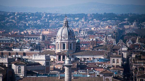 Panorama di Roma, Italia. - Sputnik Italia
