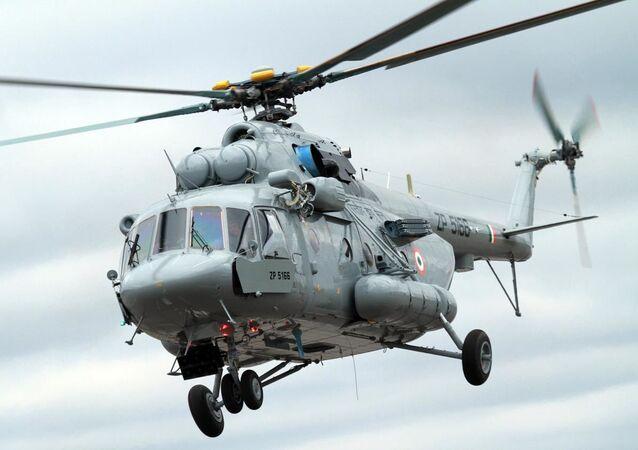 Elicottero Мi-17В-5