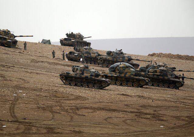 Carri armati della Turchia
