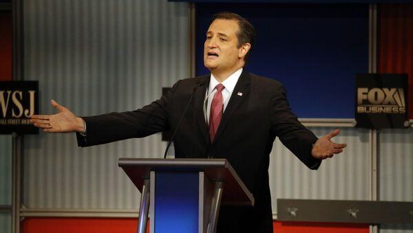 Il senatore texano Ted Cruz - Sputnik Italia