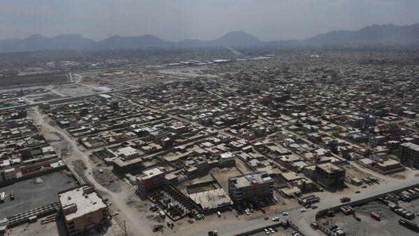 Una vista di Kabul - Sputnik Italia