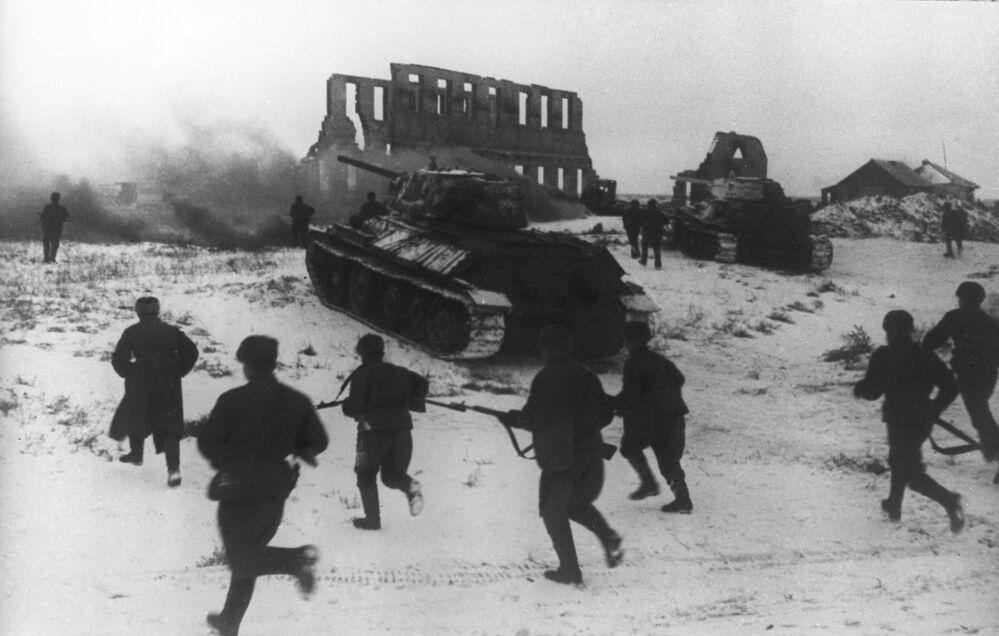 Non un passo indietro! Omaggio agli eroi di Stalingrado