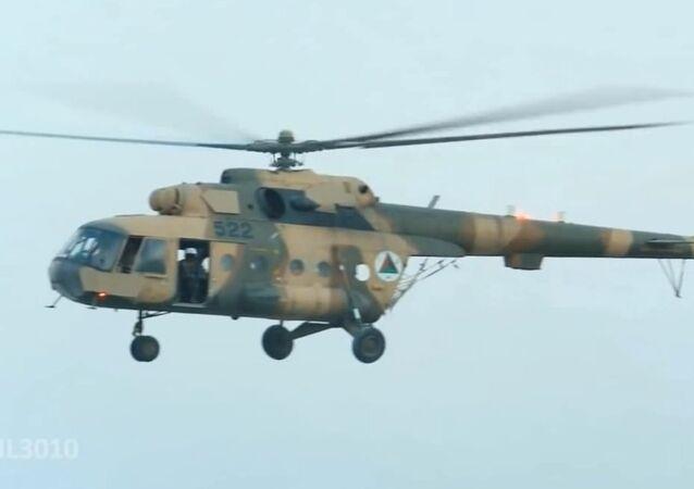 Elicottero Mi-17V-5
