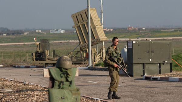 Sistema Iron Dome in Israele - Sputnik Italia