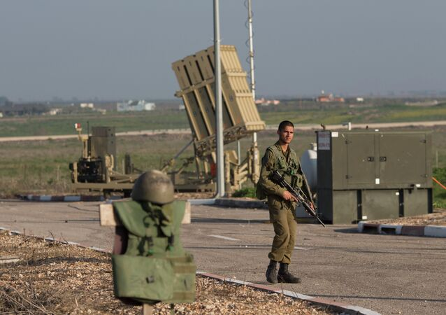 Sistema Iron Dome in Israele (foto d'archivio)