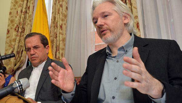 Il fondatore di WikiLeaks Julian Assange - Sputnik Italia
