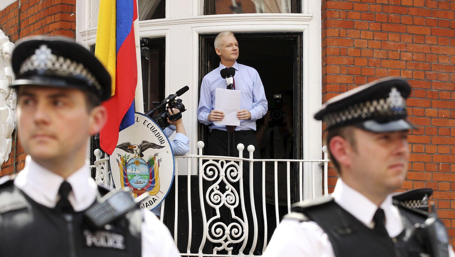 Julian Assange  - Sputnik Italia, 1920, 16.03.2021