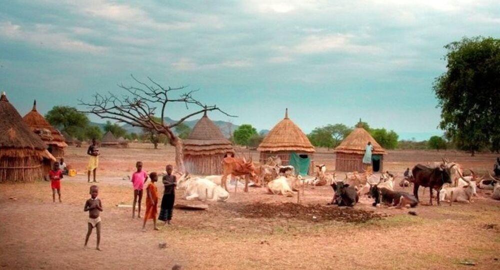 Indigenous Anuak people, Ethiopia