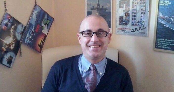 Pietro Batacchi,  direttore di RID (Rivista Italiana Difesa)