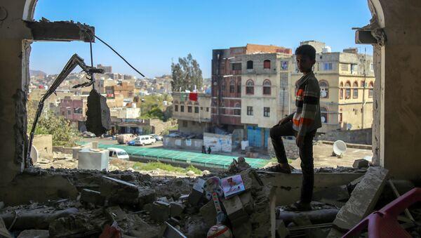 Taez, Yemen - Sputnik Italia