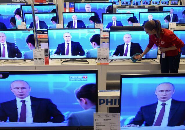 Linea diretta di Vladimir Putin