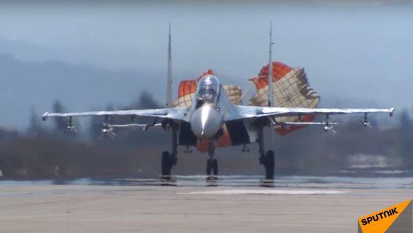 I caccia russi padroni del cielo siriano - Sputnik Italia