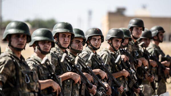 Soldati turchi - Sputnik Italia