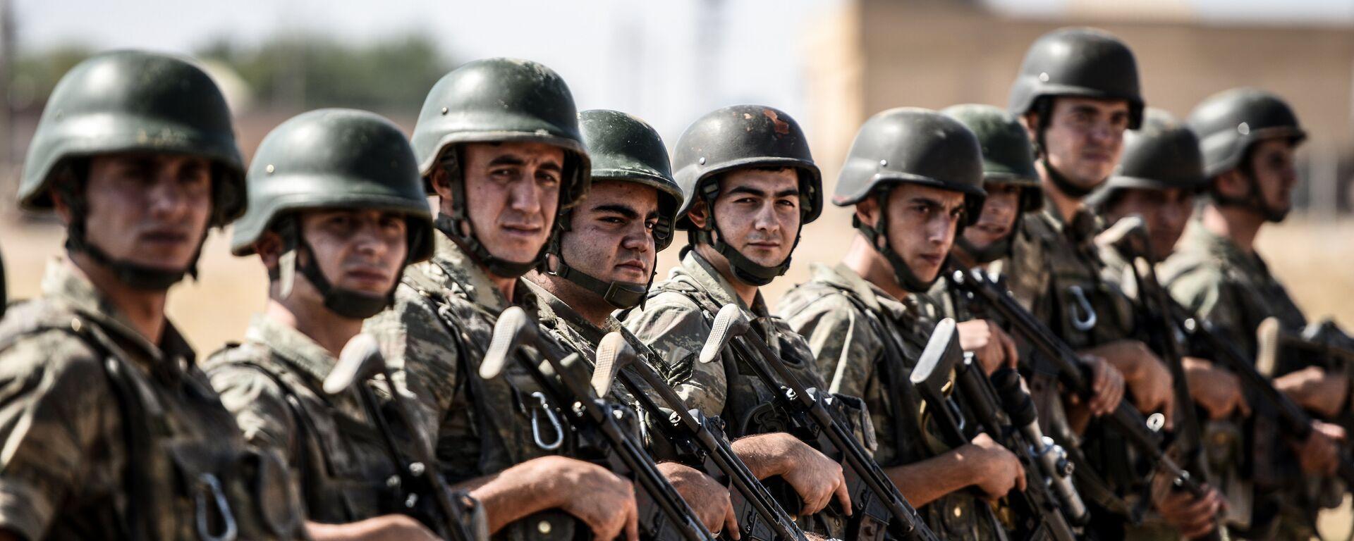 Soldati turchi - Sputnik Italia, 1920, 04.07.2021