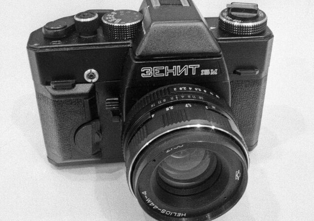 La fotocamera Zenit