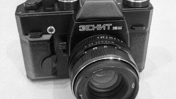 La fotocamera Zenit - Sputnik Italia