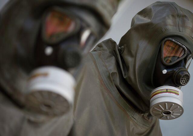 Armi chimiche