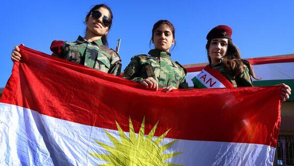 Ragazze del Kurdistan iracheno - Sputnik Italia