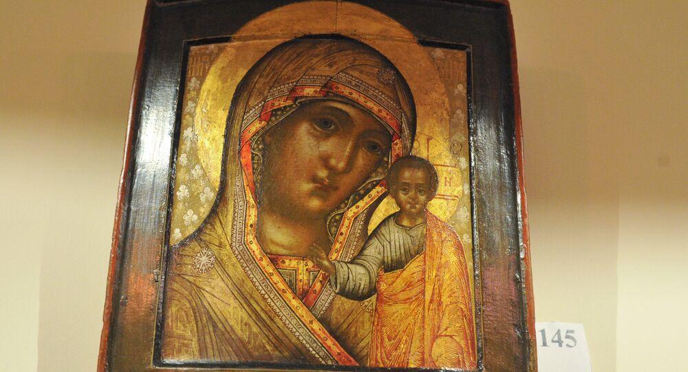 Madonna di Kazan, una delle più celebri icone russe