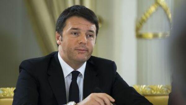 Durante la visita  a Washington Matteo Renzi ha espresso una grandeur che non abbiamo - Sputnik Italia