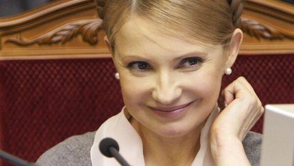 Yulia Tymoshenko - Sputnik Italia