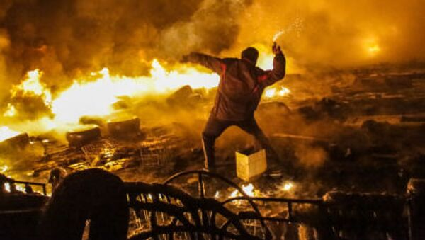 Euromaidan - Sputnik Italia