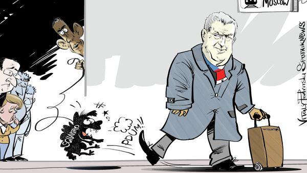 Praga-Mosca, il presidente ceco Zeman va da solo - Sputnik Italia