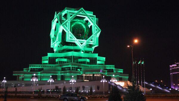 Il palazzo dei Matrimoni, Ashgabat - Sputnik Italia