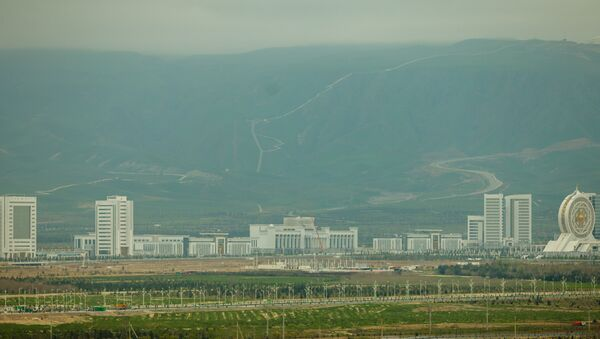 Veduta di Ashgabat - Sputnik Italia