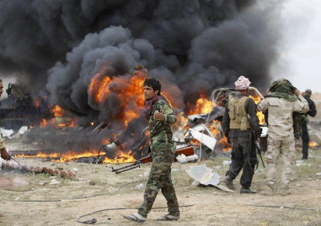 Ex numero due di Saddam, è stato ucciso dall'esercito iracheno a 40 chilometri da Tikrit,