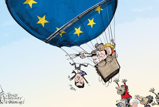 UE pronta a dire addio alla Grecia