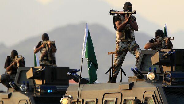 Soldati sauditi - Sputnik Italia