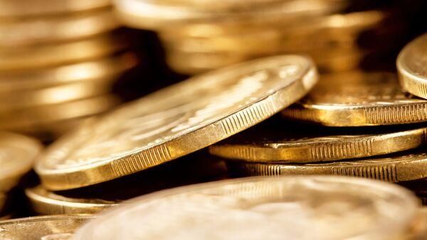 Monete d'oro - Sputnik Italia