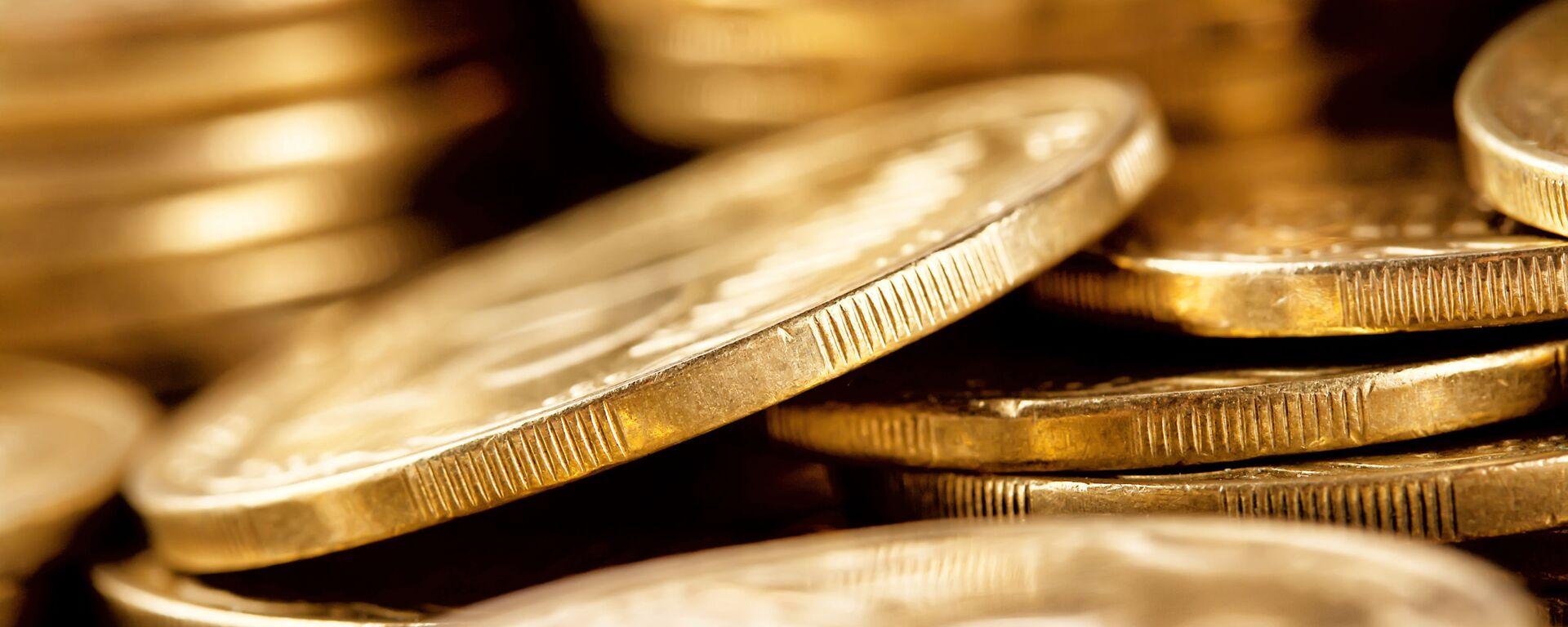 Monete d'oro - Sputnik Italia, 1920, 09.02.2021