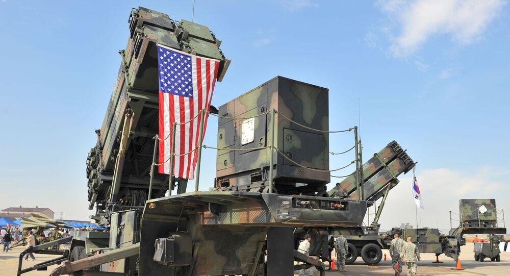 Il sistema antimissile statunitense Patriot