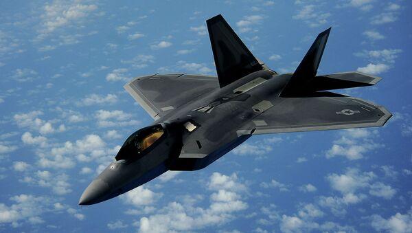 F-22 Raptor - Sputnik Italia