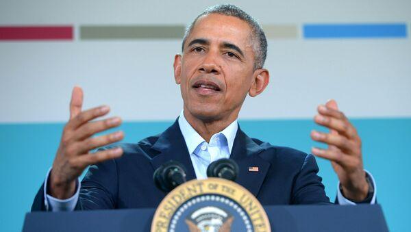 Presidente USA Barack Obama - Sputnik Italia