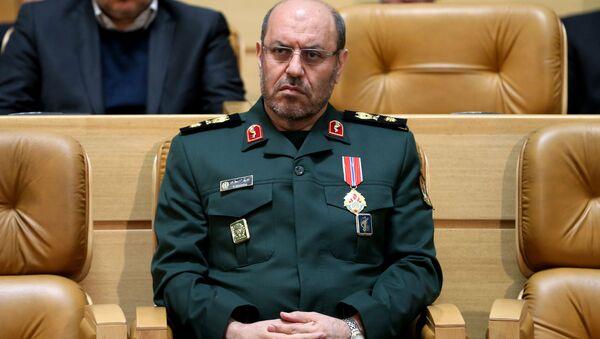 Il ministro della Difesa iraniano Hossein Dehghan - Sputnik Italia