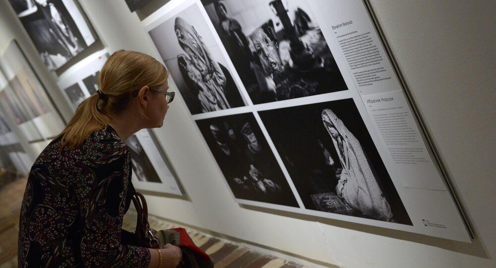 Una mostra di World Press Photo