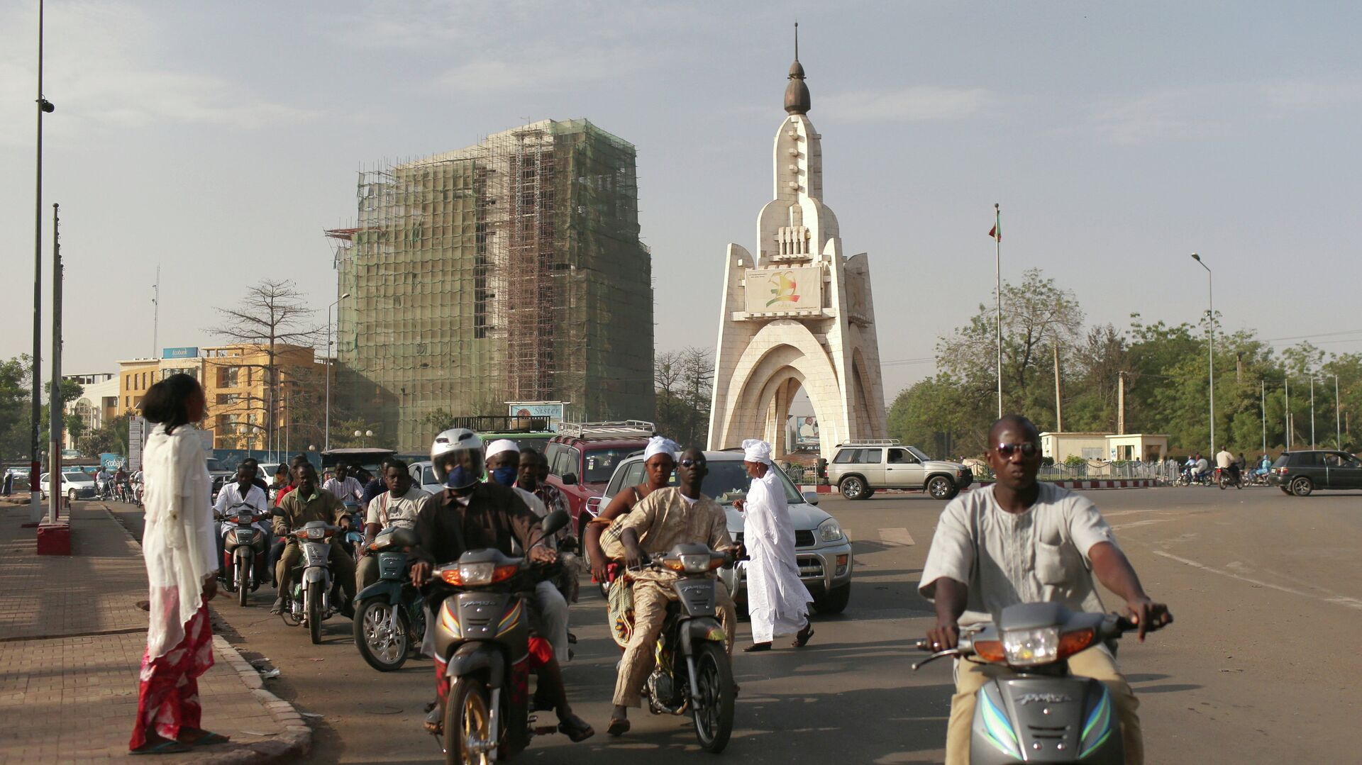 Bamako, la capitale di Mali - Sputnik Italia, 1920, 08.06.2021