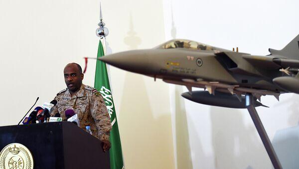 Consigliere del ministero della Difesa dell'Arabia Saudita Ahmed Asiri - Sputnik Italia