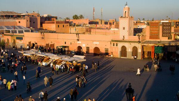 Djemaa El Fna. Marocco - Sputnik Italia
