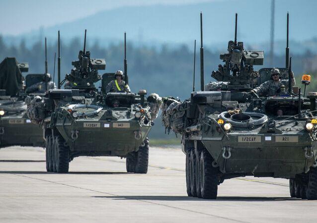 Veicoli corazzati Stryker