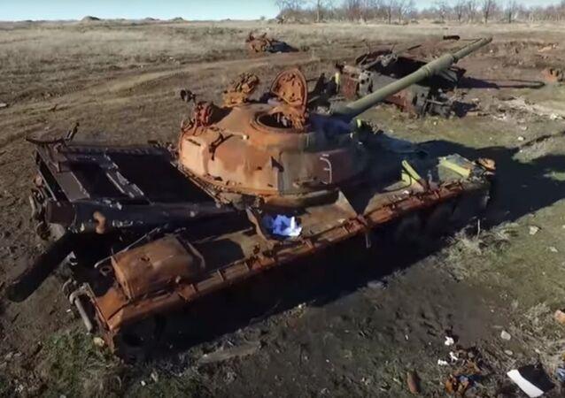 Postumi del conflitto ucraino