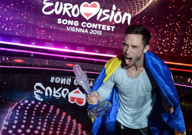 Måns Zelmerlöw: vincitore di Eurovision 2015