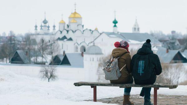 Turisti a Suzdal - Sputnik Italia