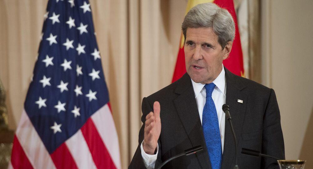 Segretario di Stato USA John Kerry