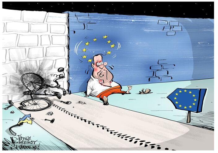 Muro tra Polonia e Ucraina