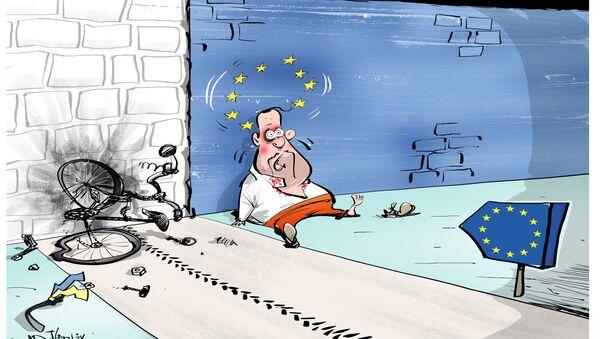 Muro tra Polonia e Ucraina - Sputnik Italia